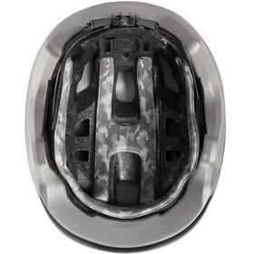 UVEX City 9 Helmet camouflage/grey mat